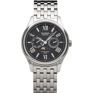 Мъжки часовник CASIO BESIDE BEM-312D-1A от krastevwatches.com - 1