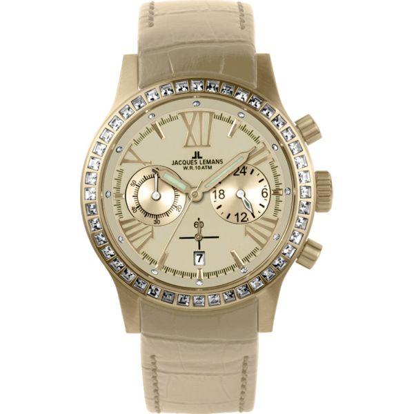 Дамски часовник JACQUES LEMANS Porto 1-1527F от krastevwatches - 1