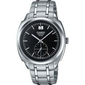 Мъжки часовник CASIO BESIDE BEM-150D-1AVDF от krastevwatches.com - 1