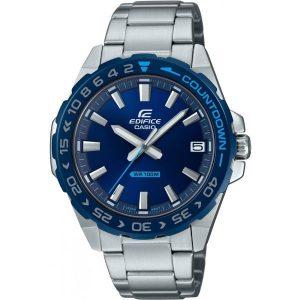 Мъжки часовник CASIO EDIFICE EFV-120DB-2AVUEF от krastevwatches.com - 1