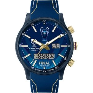 Мъжки часовник JACQUES LEMANS UEFA U-41C1 от krastevwatches.com - 1
