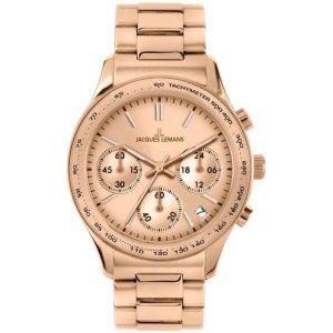 Дамски часовник Jacques Lemans 1-1587ZK от Krastevwatches.com - 1