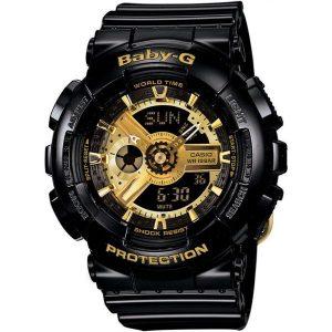 Дамски часовник CASIO BABY-G BA-110-1AER от krastevwatches.com - 1