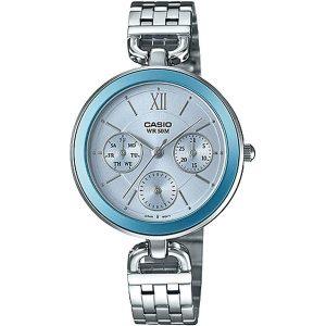 Дамски часовник CASIO Collection LTP-E406D-2AVDF от krastevwatches.com - 1