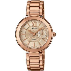 Дамски часовник CASIO SHEEN SHE-3050PG-7AUER от krastevwatches.com - 1