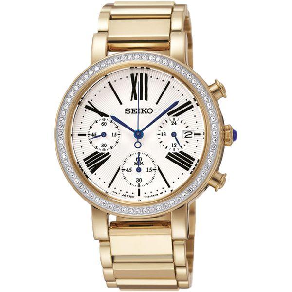 Дамски часовник Seiko SRW014P от krastevwatches.com - 1
