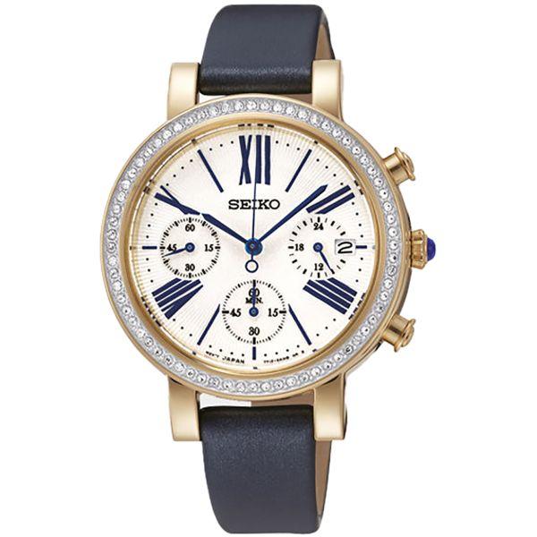 Дамски часовник Seiko SRW016P от krastevwatches.com - 1