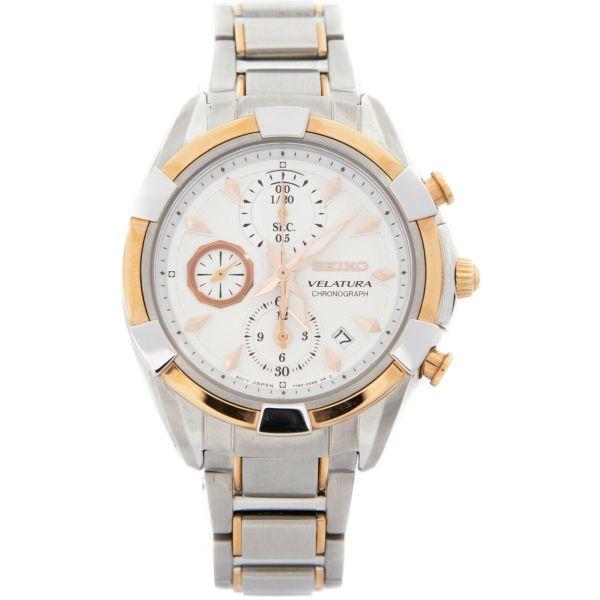 Дамски часовник Seiko Velatura SNDW58P от krastevwatches.com - 1