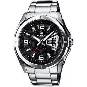 Мъжки часовник CASIO EDIFICE EF-129D-1AVEF от krastevwatches.com - 1