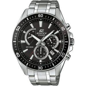 Мъжки часовник CASIO EFR-552D-1AVUEF от krastevwatches.com - 1