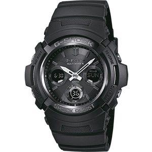 Мъжки часовник CASIO G-SHOCK AWG-M100B-1AER от Krastevwatches.com - 1