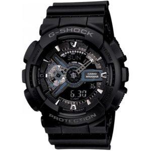 Мъжки часовник CASIO G-Shock GA-110-1B от Krastevwatches.com - 1