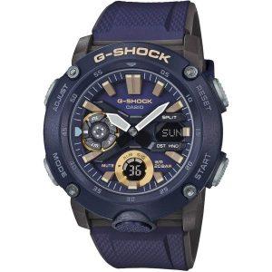 Мъжки часовник CASIO G-Shock GA-2000-2AER от krastevwatches.com - 1