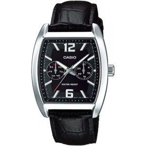 Мъжки часовник CASIO MTP-E302L-1ADF от krastevwatches.com - 1