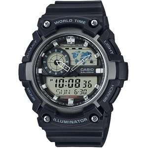 Мъжки часовник Casio-AEQ-200W-1AVEF от krastevwatches.com - 1
