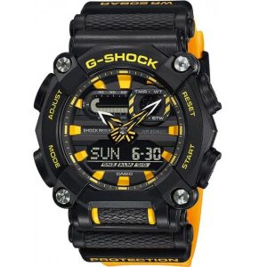 Мъжки часовник Casio G-Shock - GA-900A-1A9ER от krastevwatches.com - 1