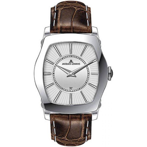 Мъжки часовник Jacques Lemans 1-1356B от krastevwatches.com - 1