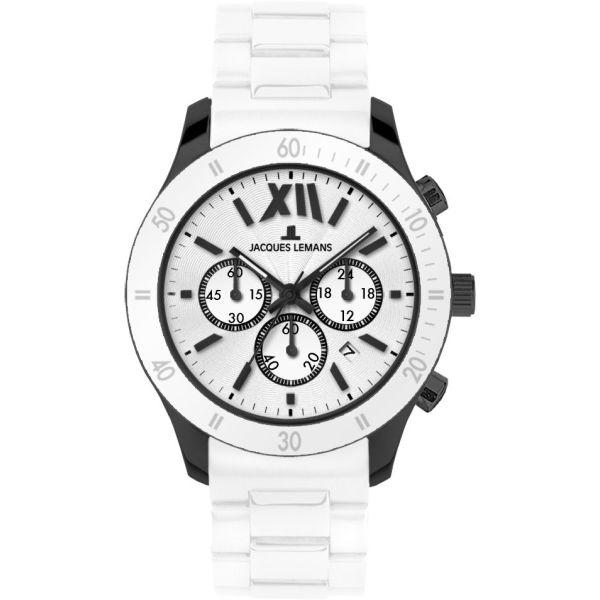 Мъжки часовник Jacques Lemans 1-1586P от krastevwatches.com - 1