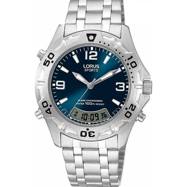 Мъжки часовник Lorus RVR39AX-9 от krastevwatches.com - 1