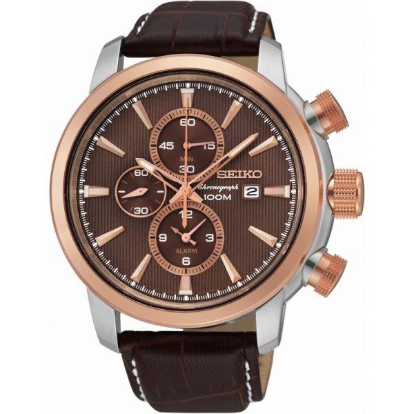 Мъжки часовник Seiko SNAF52P1 от krastevwatches.com - 1