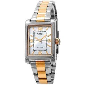 Дамски часовник CASIO Collection LTP-1234PSG-7AEF от krastevwatches.com - 1