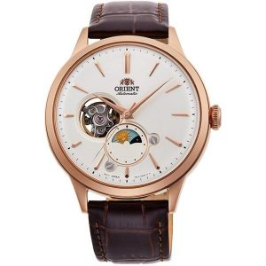 Мъжки часовник ORIENT Sun & Moon RA-AS0102S от krastevwatches.com - 1