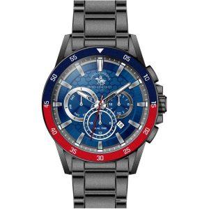 Мъжки часовник Santa Barbara Polo & Racquet Club SB.1.10193-5 от krastevwatches.com - 1