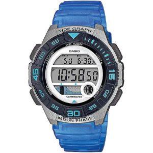 Дамски часовник CASIO Collection LWS-1100H-2AVEF от krastevwatches.com - 1