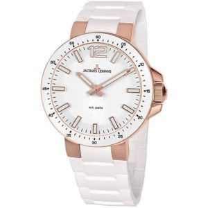 Дамски часовник Jacques Lemans Milano 1-1707Q от krastevwatches.com - 1