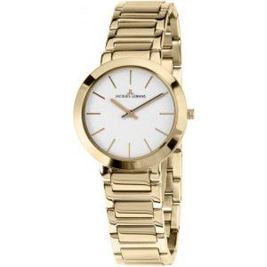 Дамски часовник Jacques Lemans Milano 1-1842E от krastevwatches.com - 1