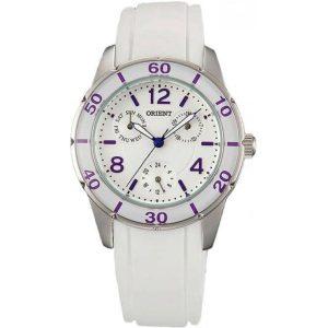 Дамски часовник Orient FUT0J005W0 URETHANE от krastevwatches.com - 1