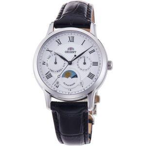 Дамски часовник Orient Sun & Moon RA-KA0006S от krastevwatches.com - 1