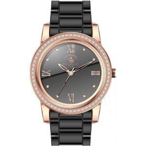 Дамски часовник Santa Barbara Polo & Racquet Club SB.1.10139-3 от krastevwatches.com - 1