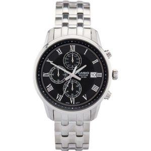 Мъжки часовник CASIO Beside BEM-511D-1AVEF от krastevwatches.com - 1