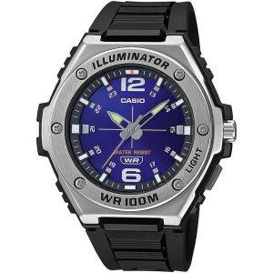 Мъжки часовник CASIO MWA-100H-2AVEF от krastevwatches.com - 1