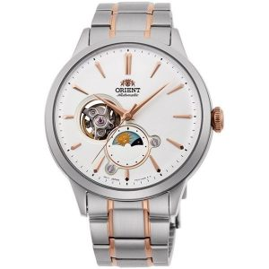 Мъжки часовник ORIENT Sun & Moon RA-AS0101S от krastevwatches.com - 1