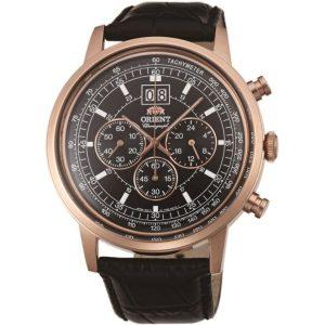 Мъжки часовник Orient FTV02002B от krastevwatches.com - 1