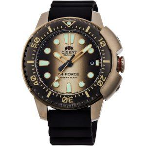 Мъжки часовник Orient RA-AC0L05G M-Force от krastevwatches.com - 1