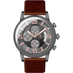 Мъжки часовник Santa Barbara Polo & Racquet Club SB.1.10179-3 от krastevwatches.com - 1