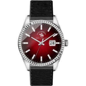 Мъжки часовник Santa Barbara Polo & Racquet Club SB.1.10192-5 от krastevwatches.com - 1