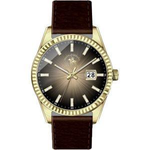 Мъжки часовник Santa Barbara Polo & Racquet Club SB.1.10192-6 от krastevwatcges.com - 1