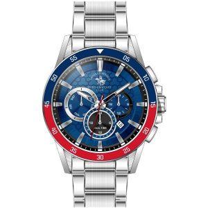 Мъжки часовник Santa Barbara Polo & Racquet Club SB.1.10193-2 от krastevwatches.com - 1