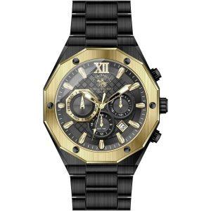 Мъжки часовник Santa Barbara Polo & Racquet Club SB.1.10196-5 от krastevwatches.com - 1
