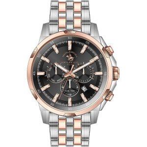 Мъжки часовник Santa Barbara Polo & Racquet Club SB.1.10204-4 от krastevwatches.com - 1