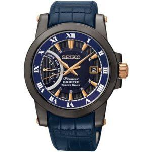 Мъжки часовник Seiko Premier SRG012P1 от krastevwatches.com - 1