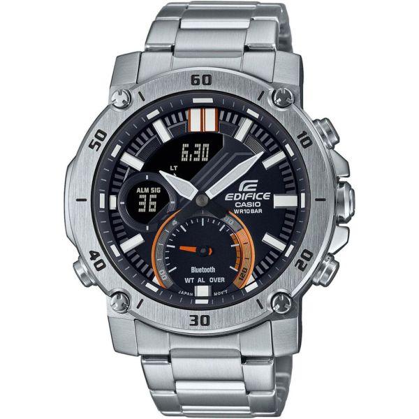Мъжки часовник CASIO EDIFICE ECB-20D-1AEF BLUETOOTH CONNECTED от krastevwatches.com - 1